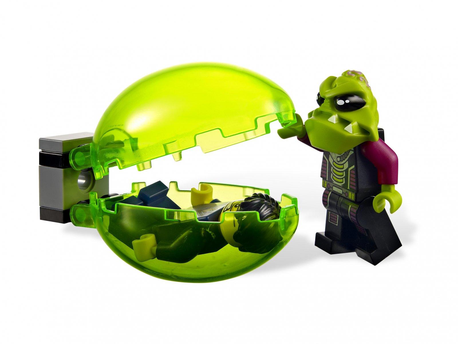 LEGO 7051 Alien Conquest Tripod Invader