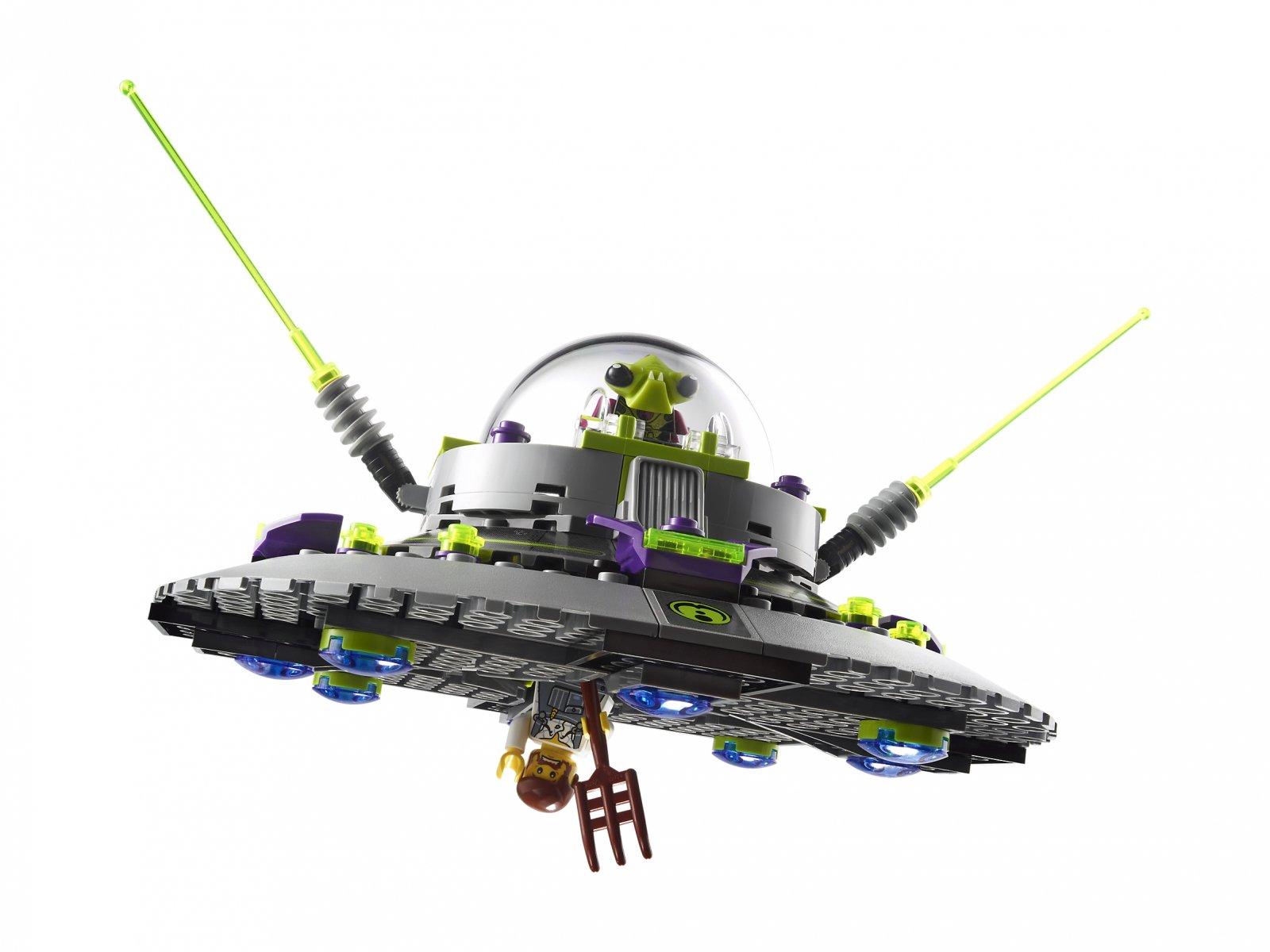 LEGO 7052 UFO Abduction