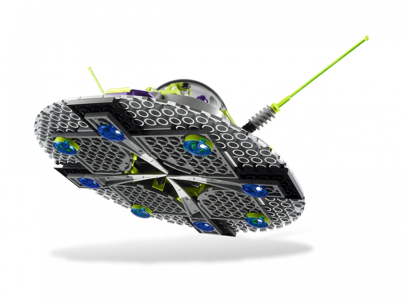 LEGO 7052 Alien Conquest UFO Abduction