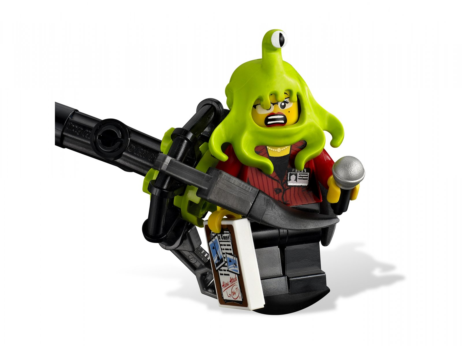LEGO 7065 Alien Mothership