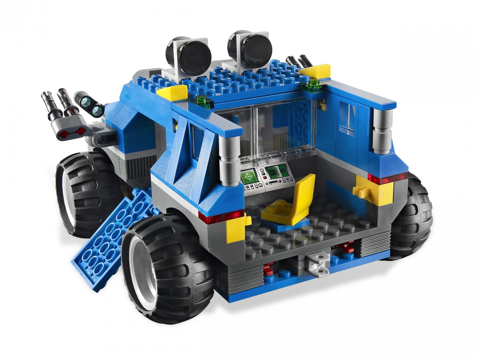 LEGO Alien Conquest 7066 Earth Defense HQ