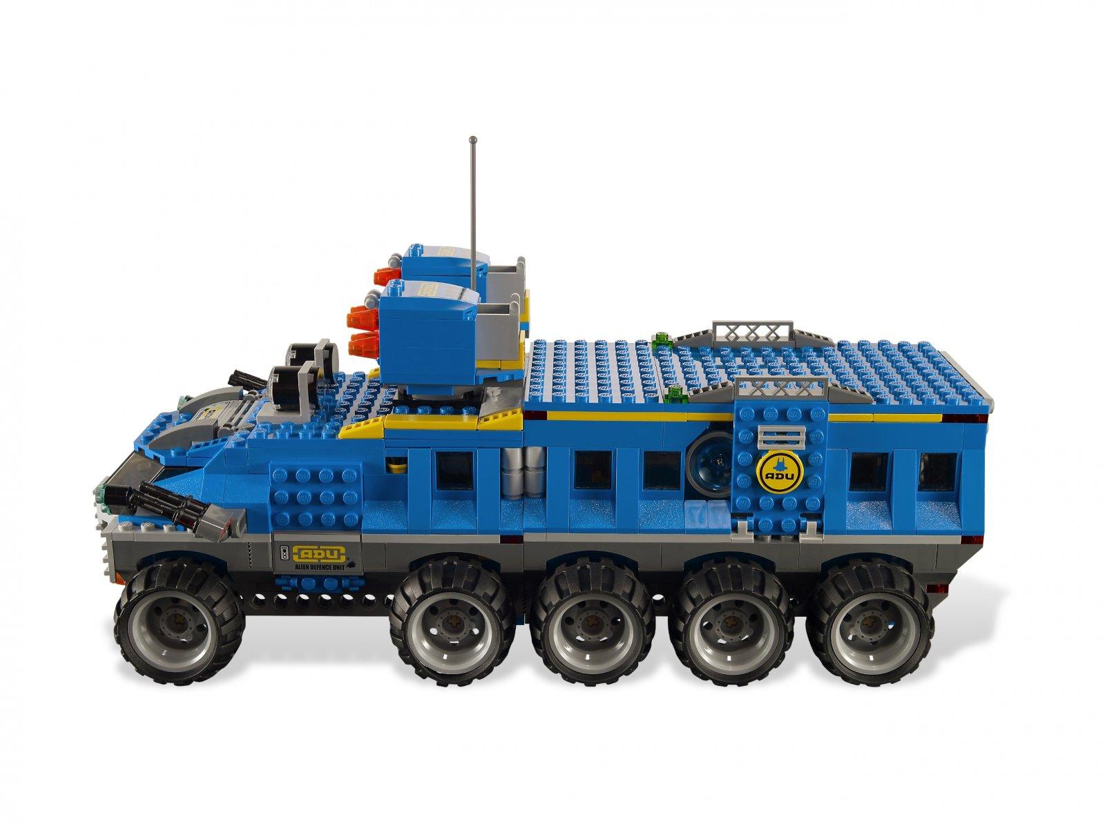 LEGO Alien Conquest Earth Defense HQ 7066