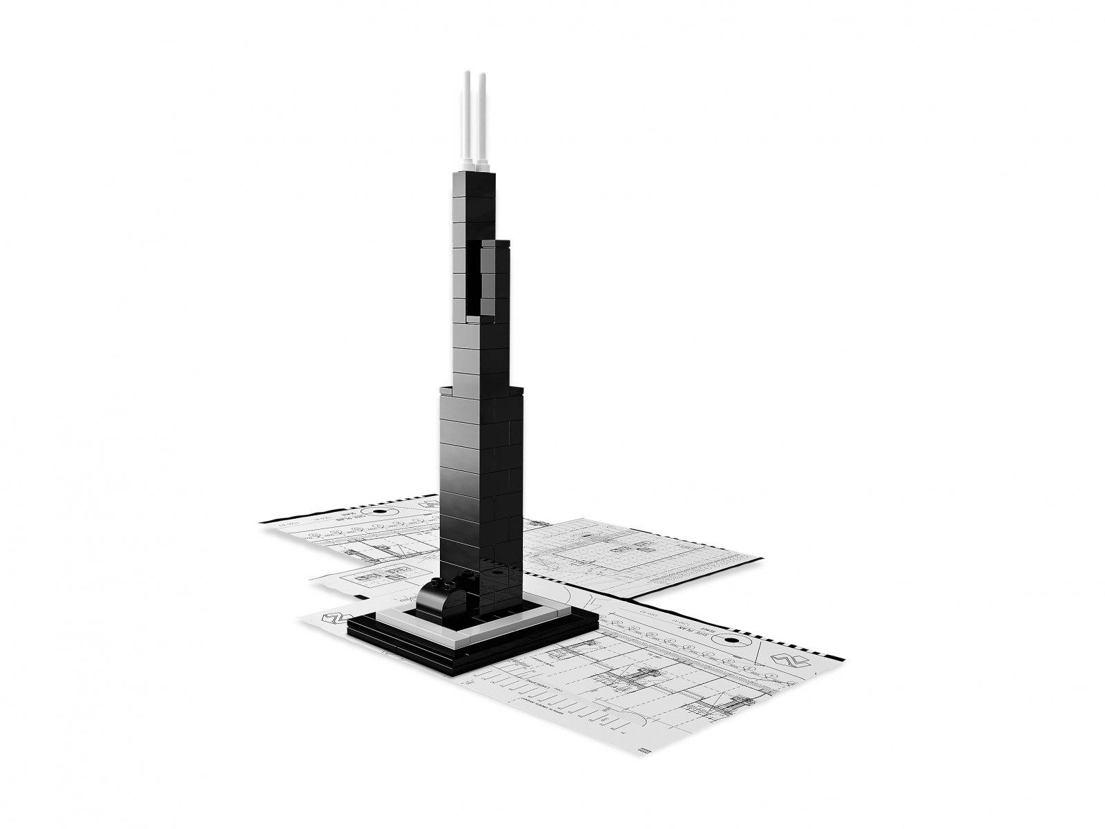 LEGO Architecture Willis Tower 21000