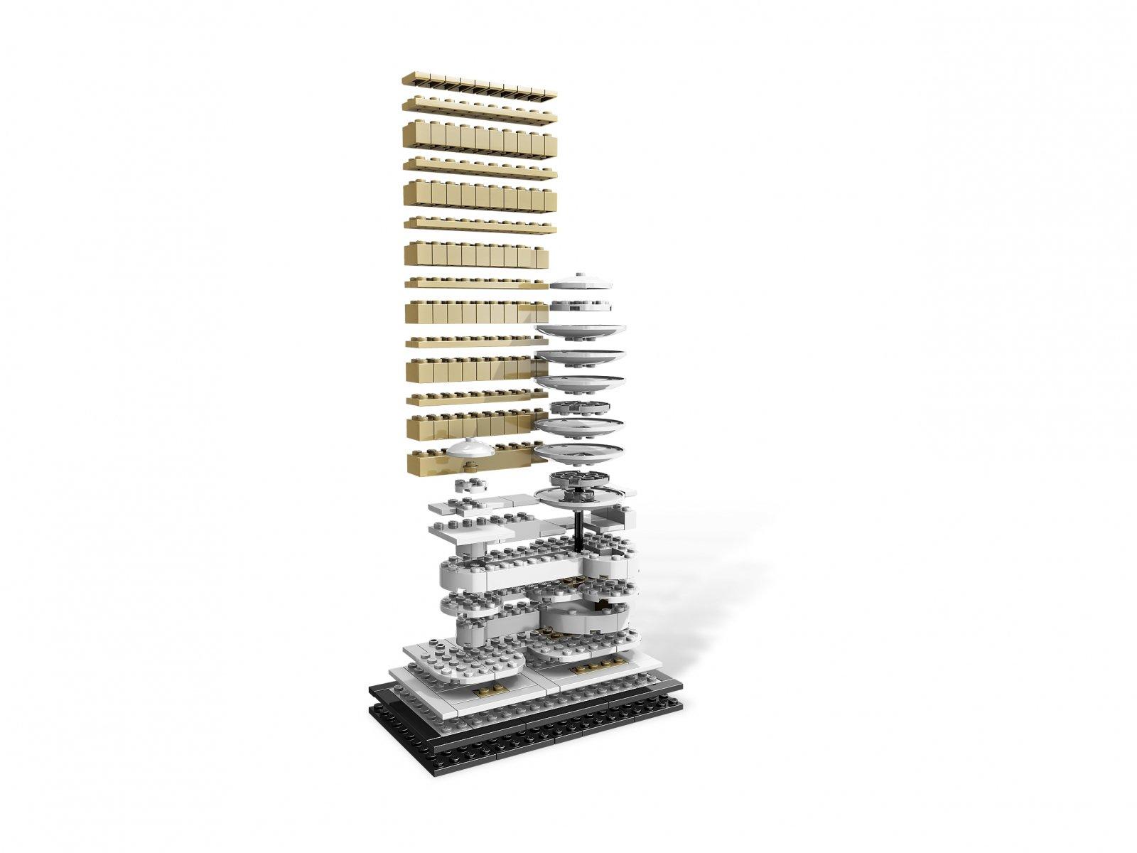 LEGO 21004 Architecture Solomon R. Guggenheim Museum®