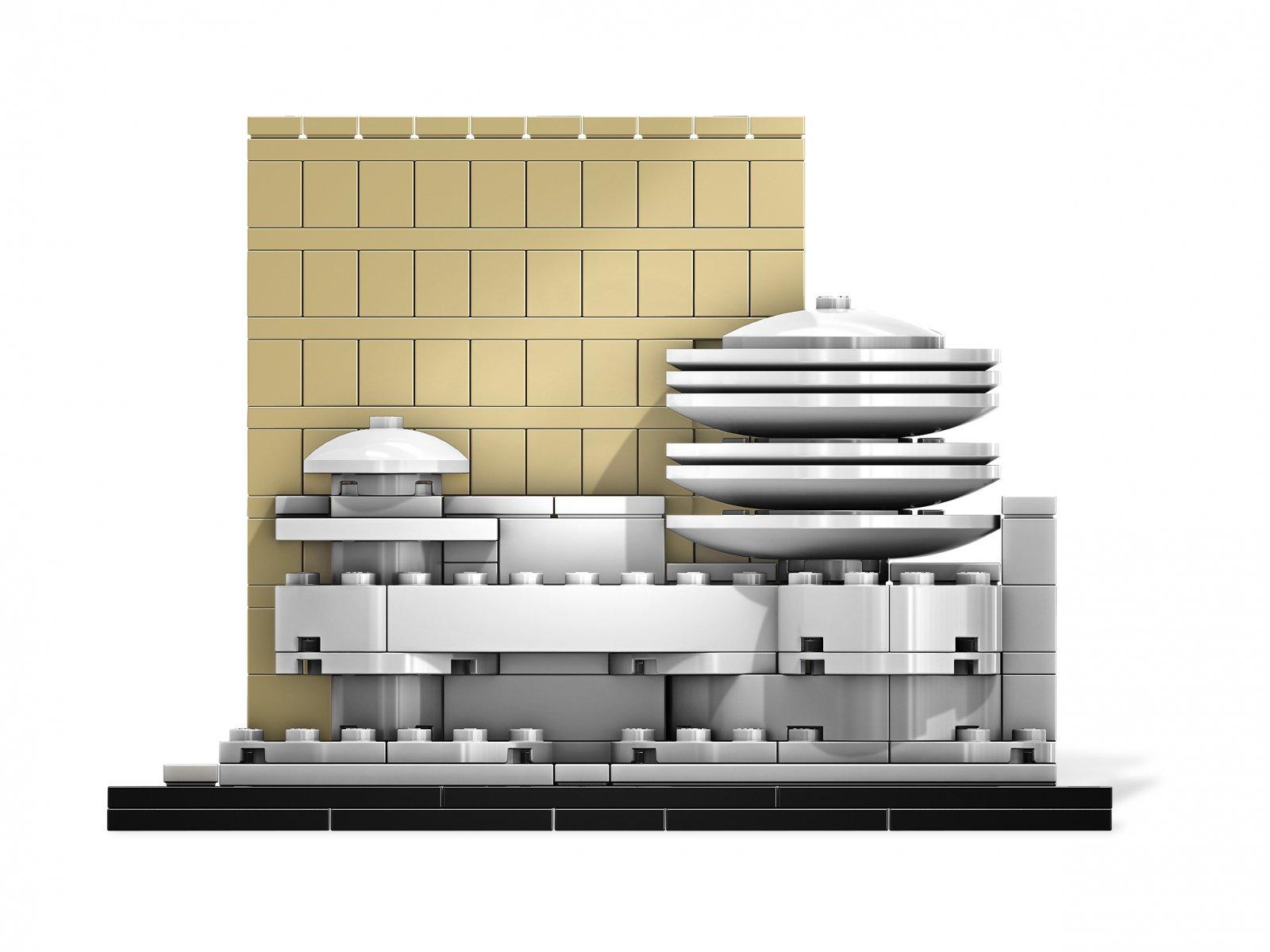 LEGO Architecture 21004 Solomon R. Guggenheim Museum®