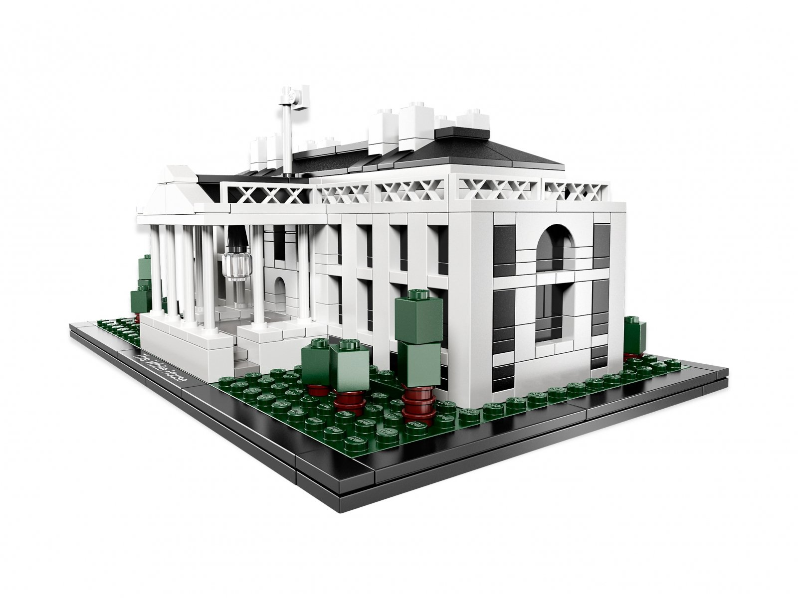 LEGO Architecture Biały Dom 21006