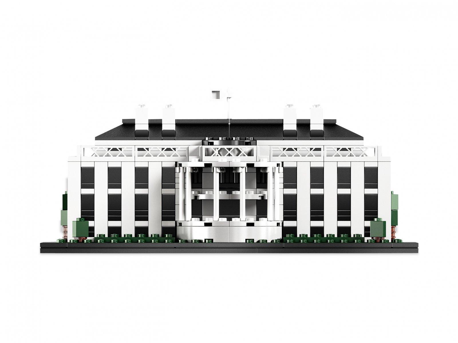 LEGO 21006 Biały Dom