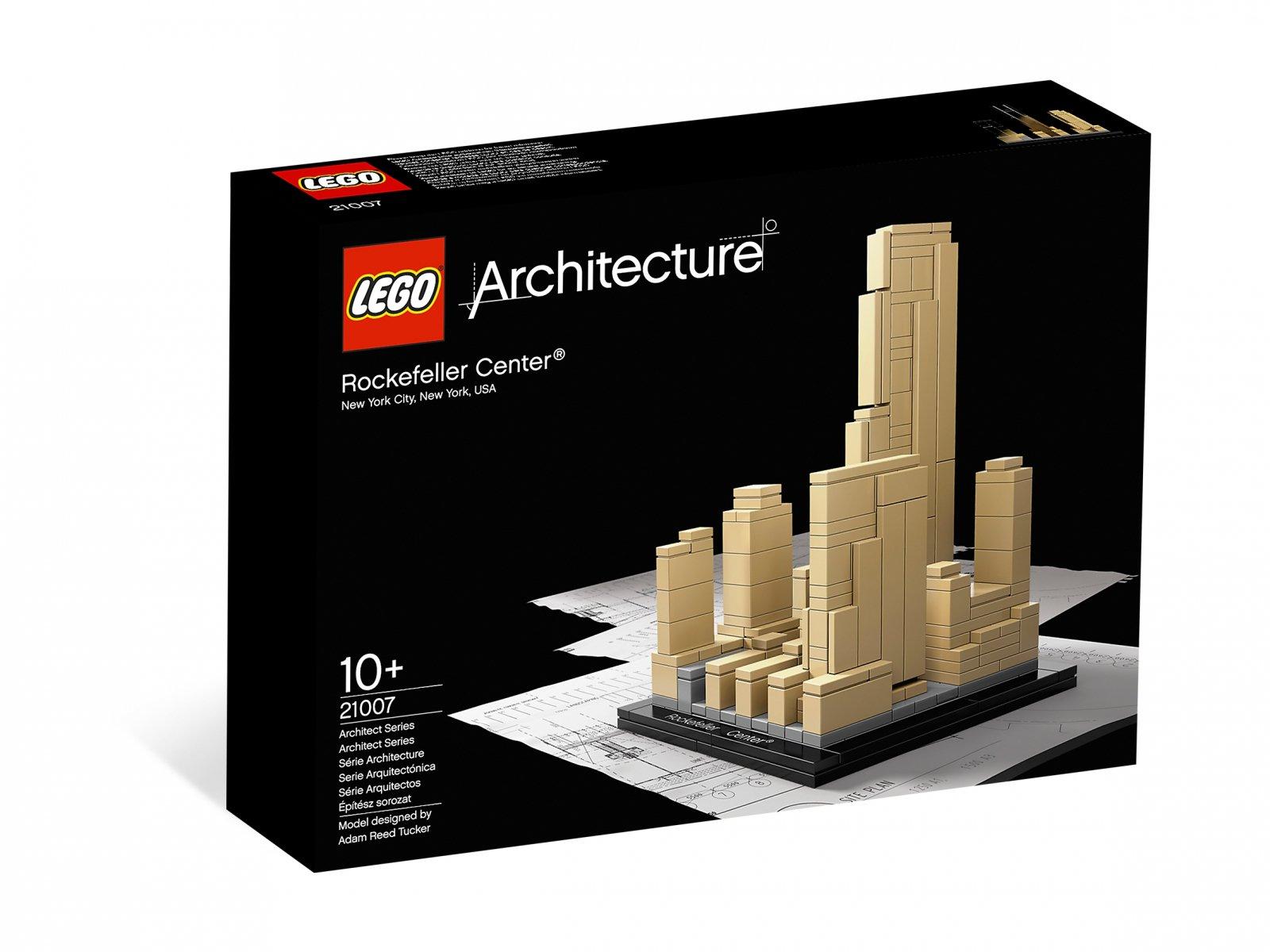LEGO 21007 Architecture Rockefeller Center®