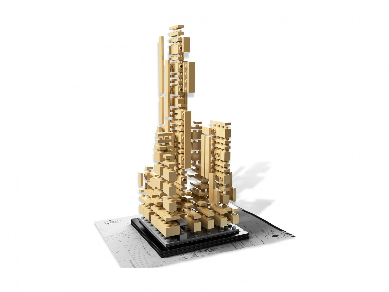 LEGO 21007 Rockefeller Center®