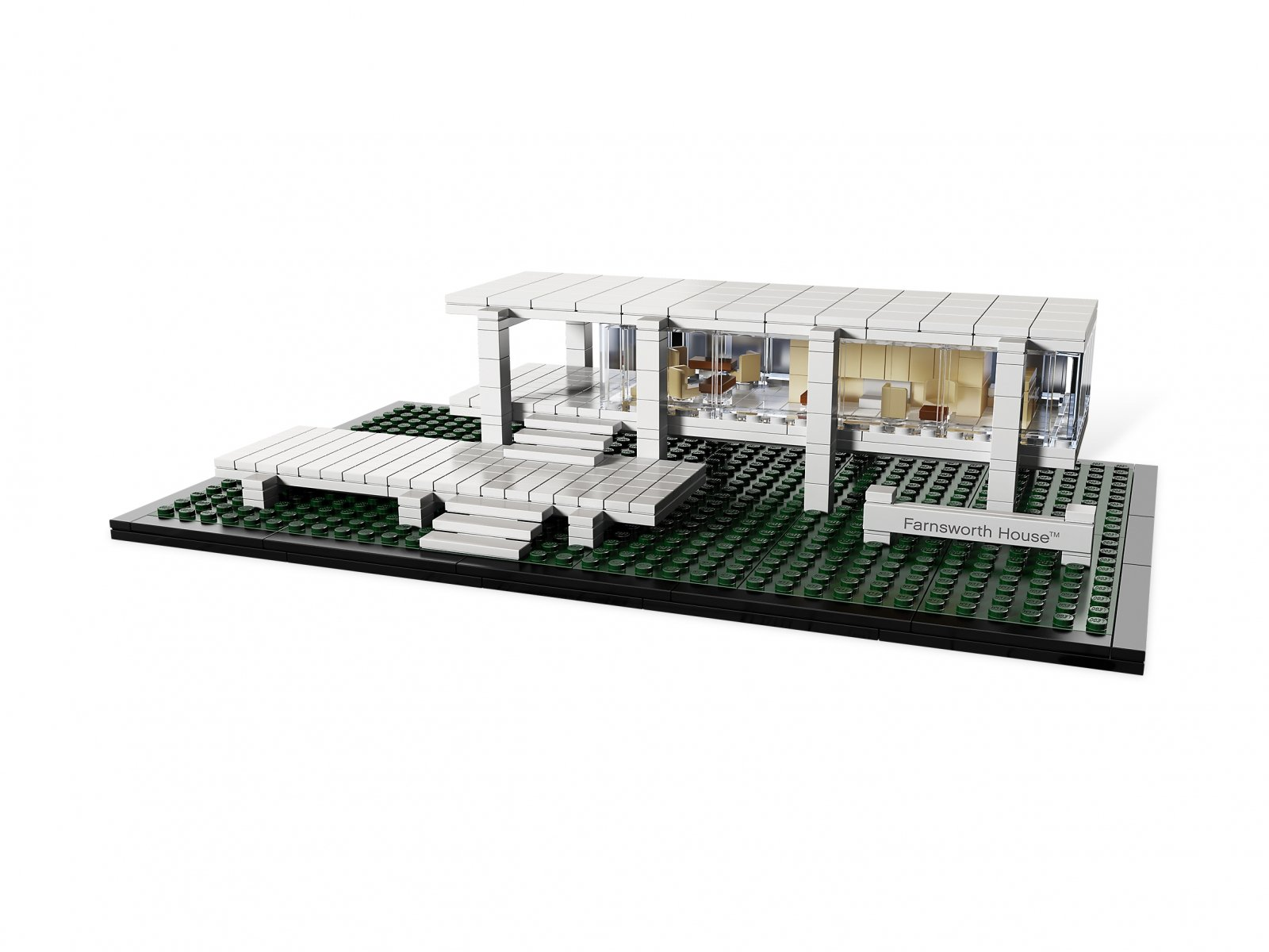 LEGO Architecture 21009 Farnsworth House™