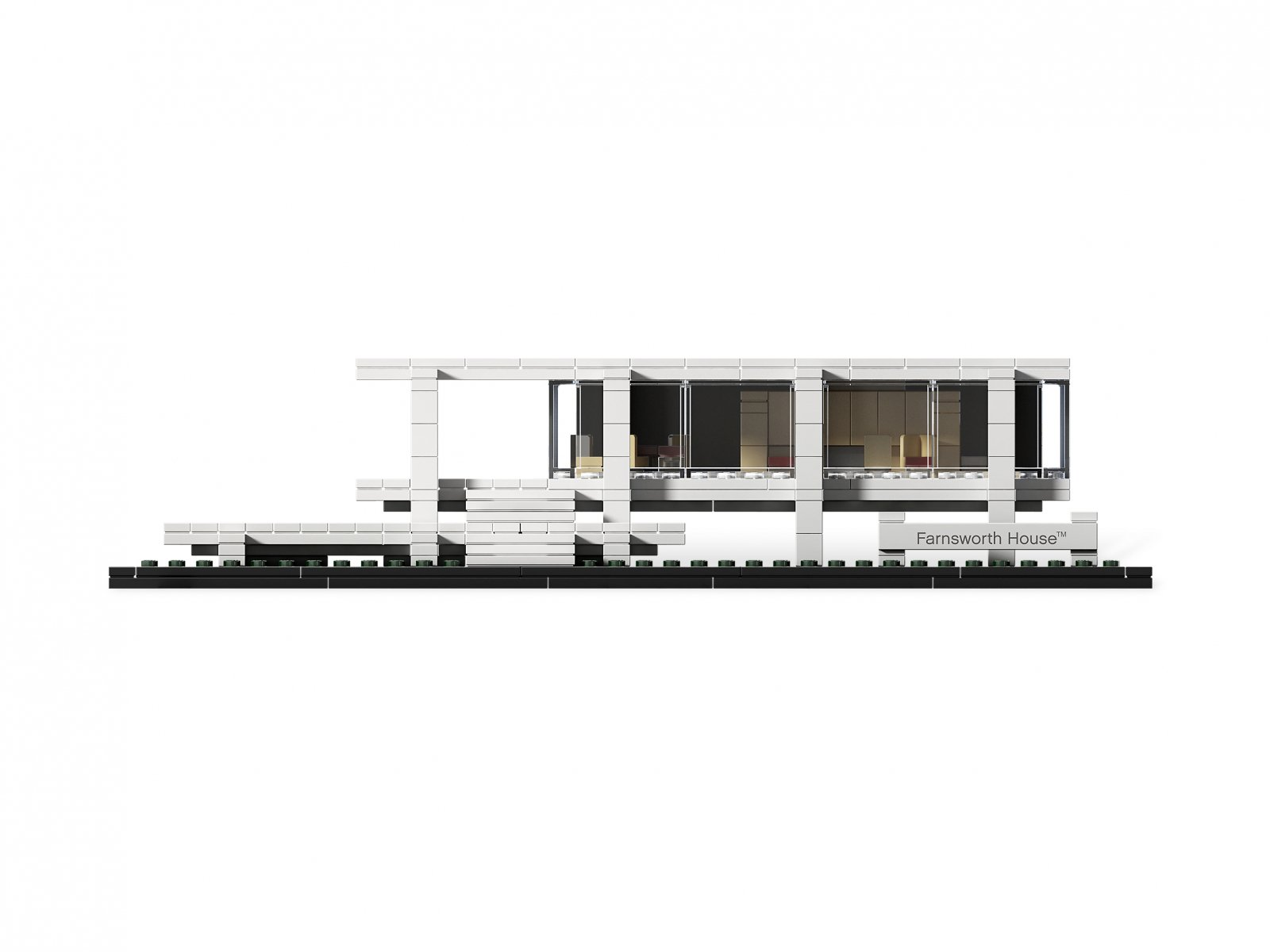 LEGO 21009 Farnsworth House™
