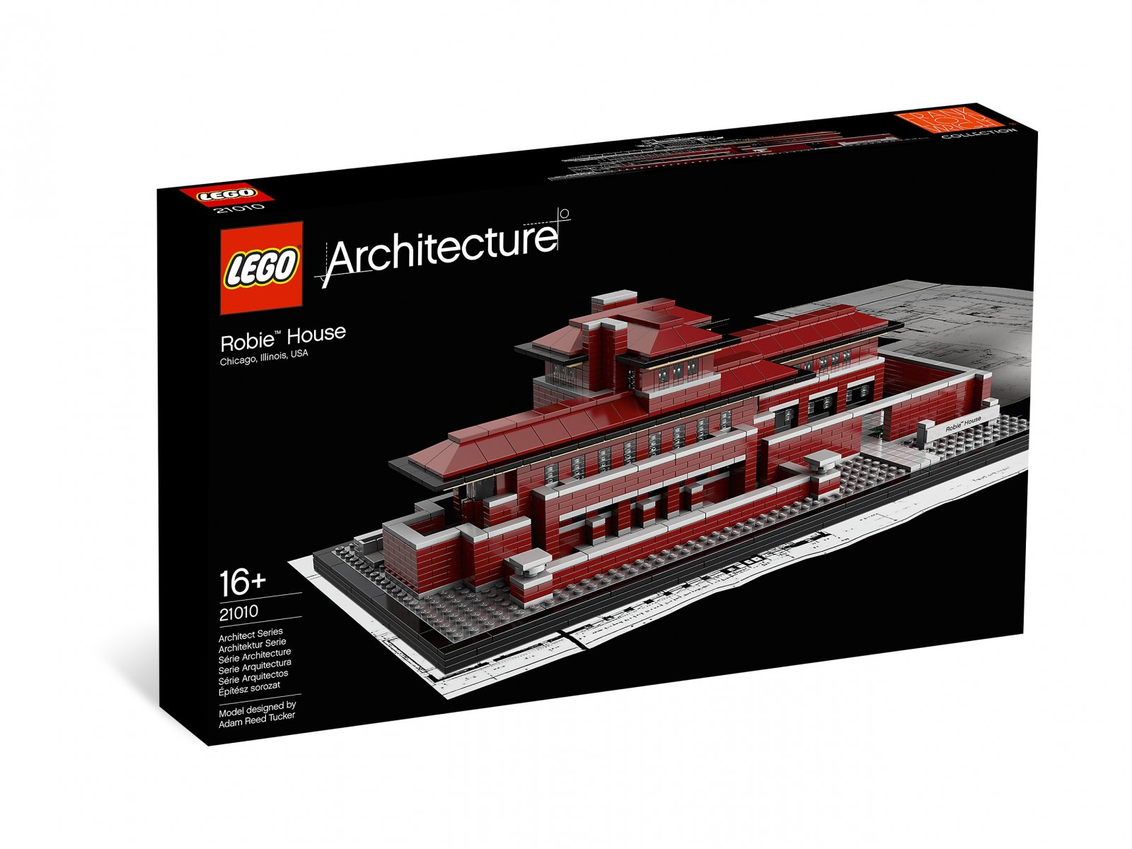 LEGO Architecture Robie™ House 21010