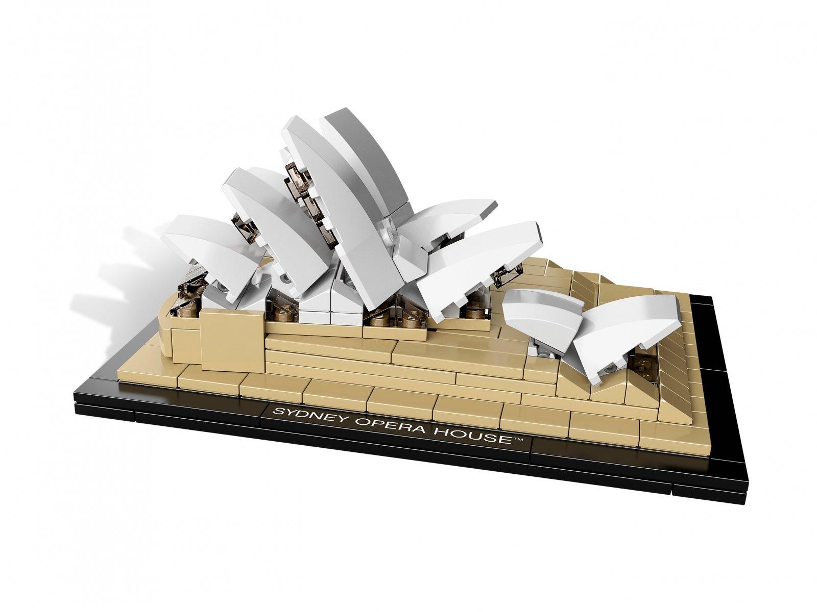 LEGO Architecture Gmach opery w Sydney 21012