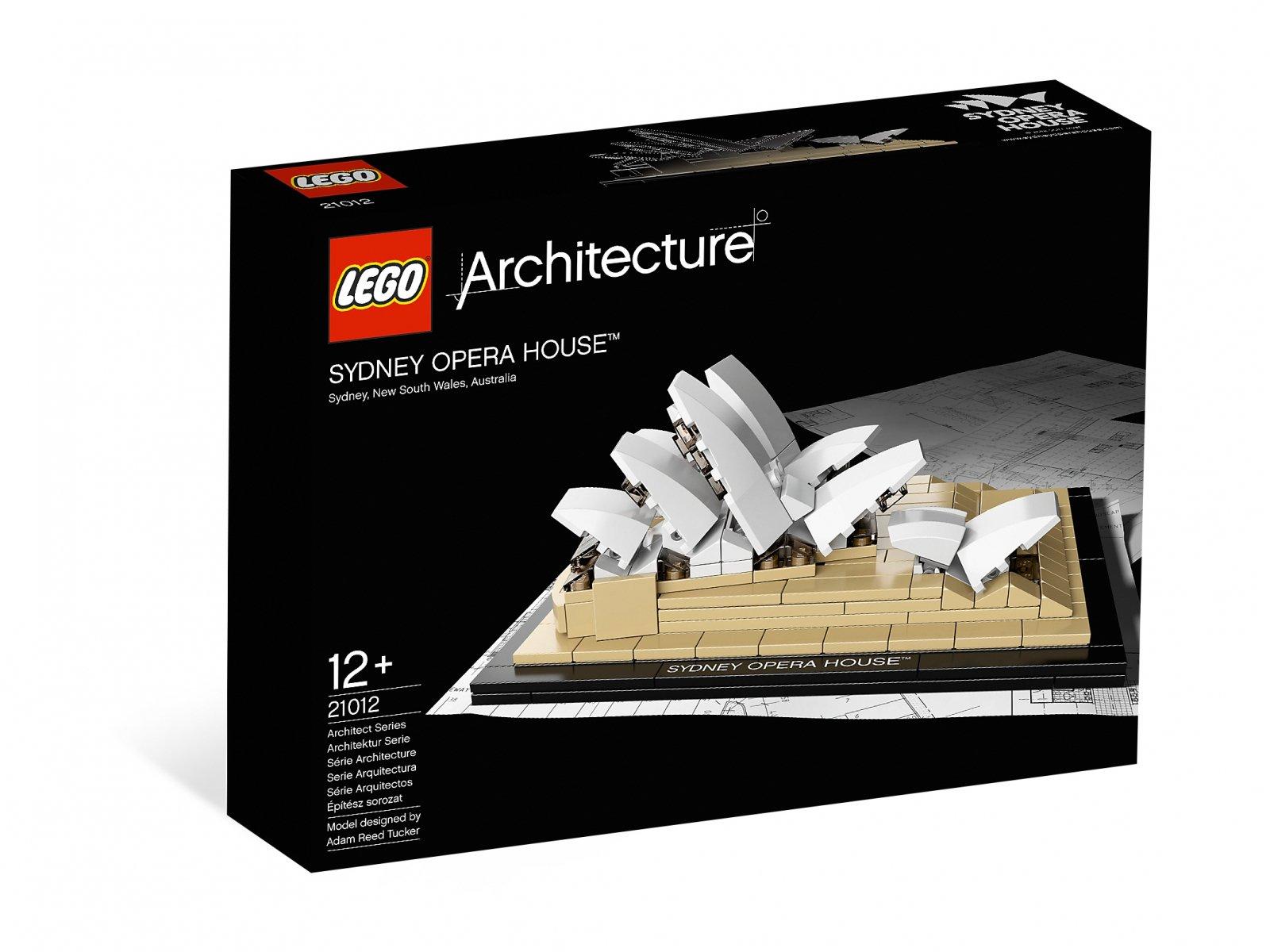 LEGO 21012 Architecture Gmach opery w Sydney