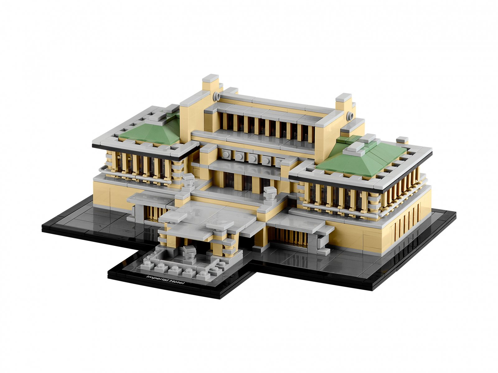 LEGO 21017 Architecture Hotel Imperial