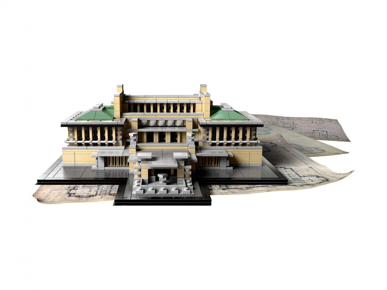 LEGO 21017 Hotel Imperial