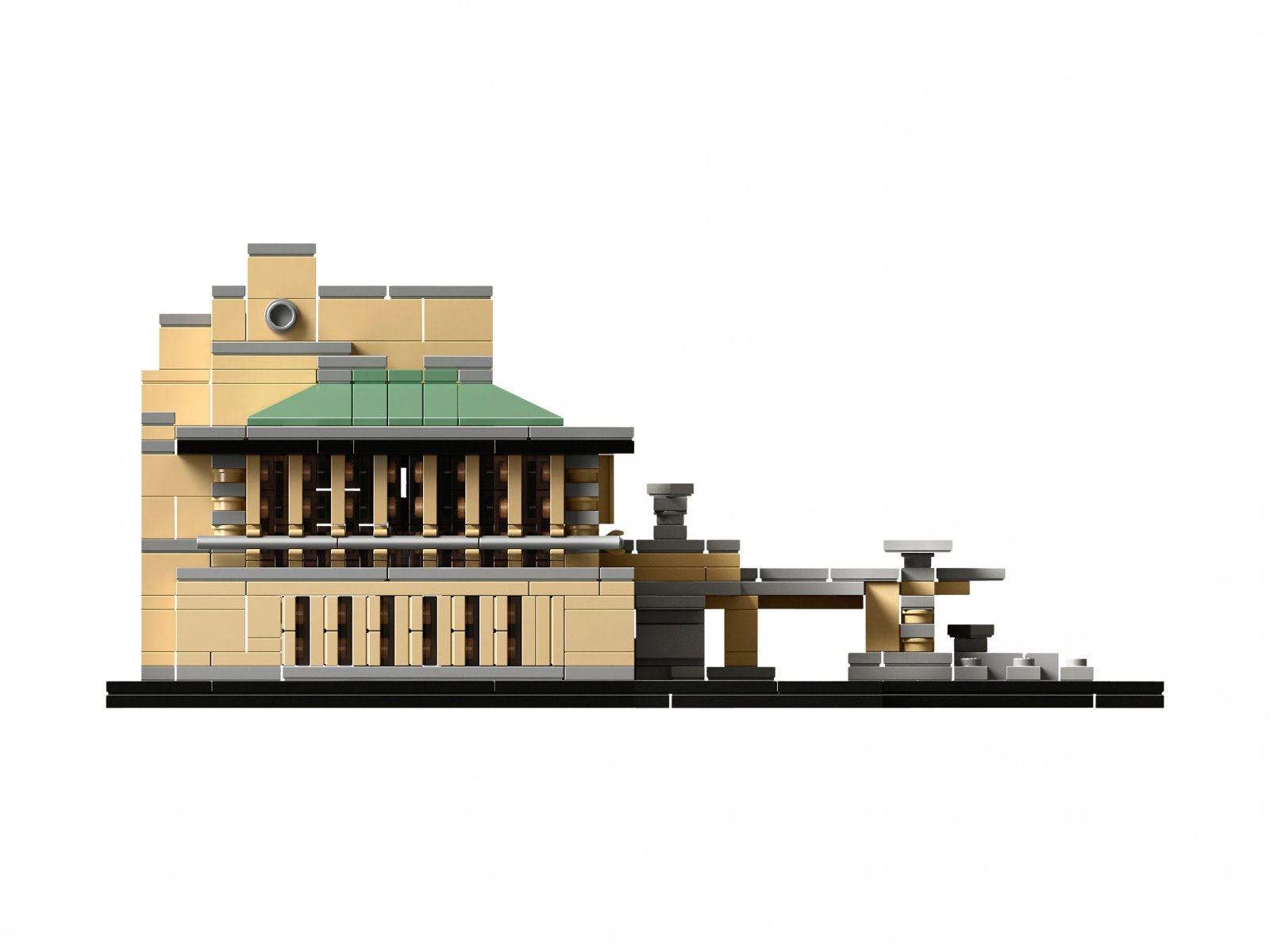 LEGO Architecture Hotel Imperial 21017