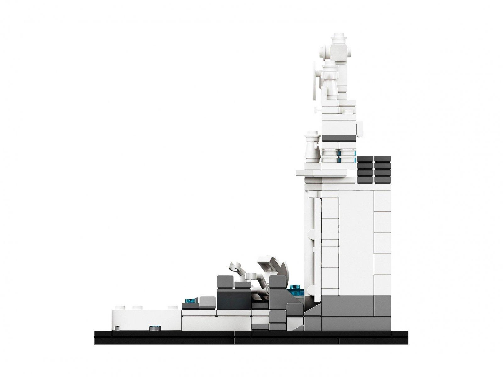LEGO Architecture Fontanna di Trevi 21020