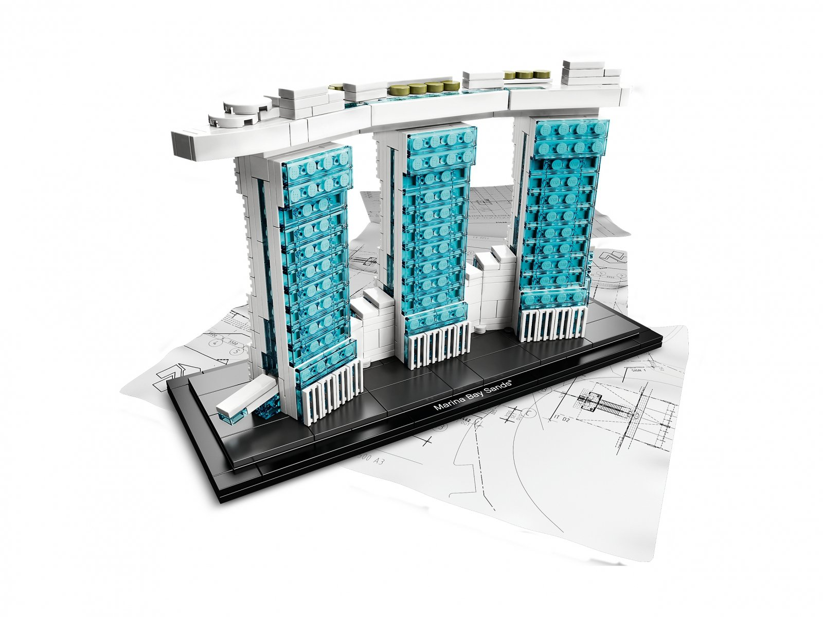 LEGO 21021 Marina Bay Sands®