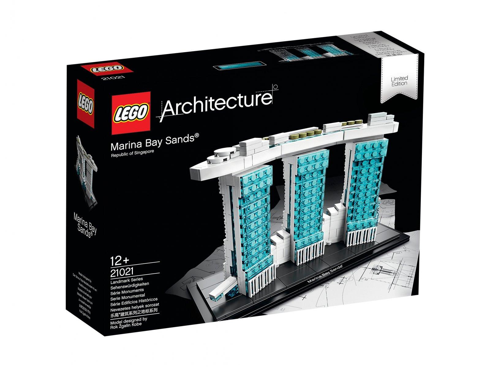 LEGO Architecture 21021 Marina Bay Sands®