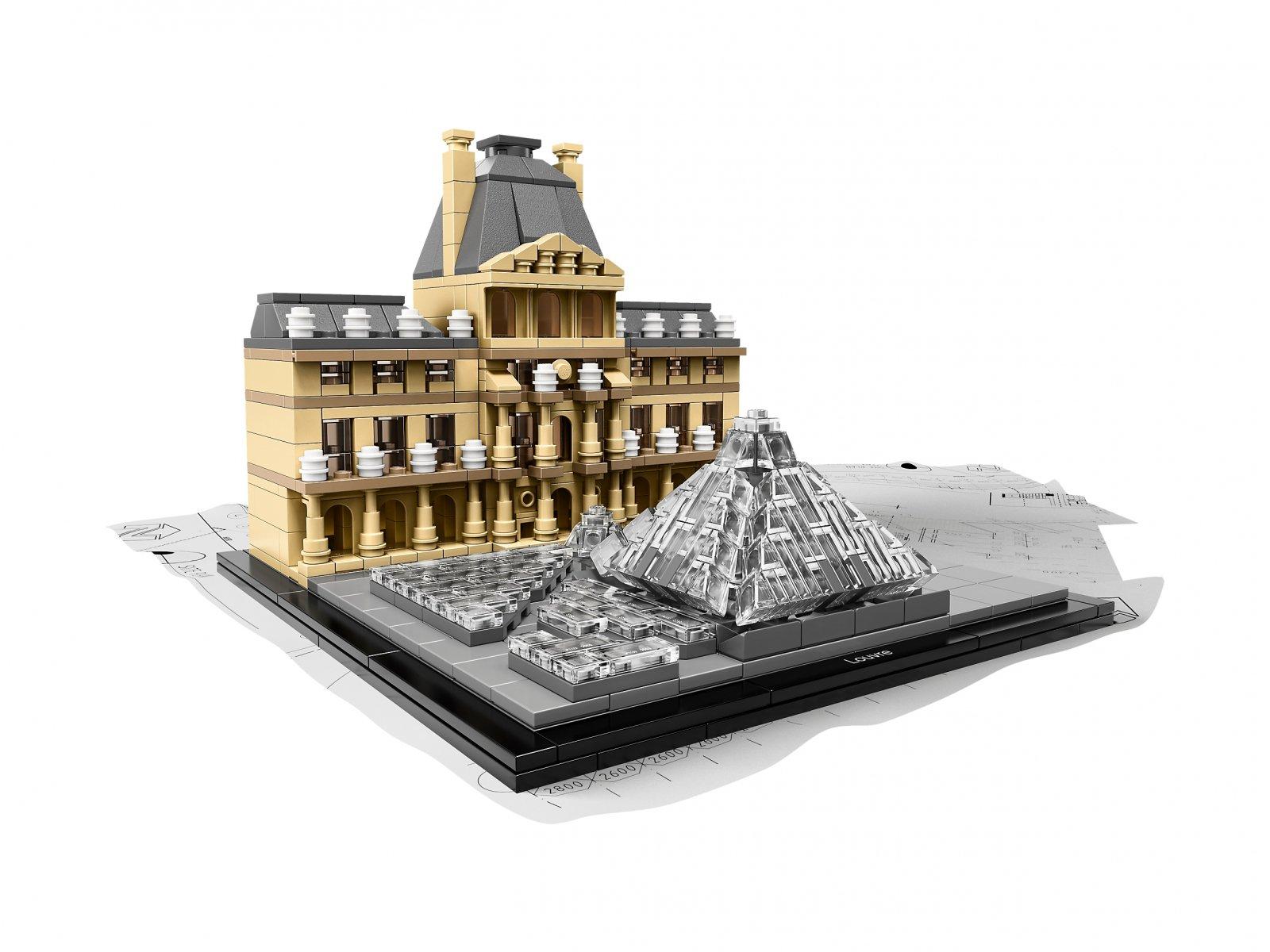 LEGO Architecture Luwr 21024