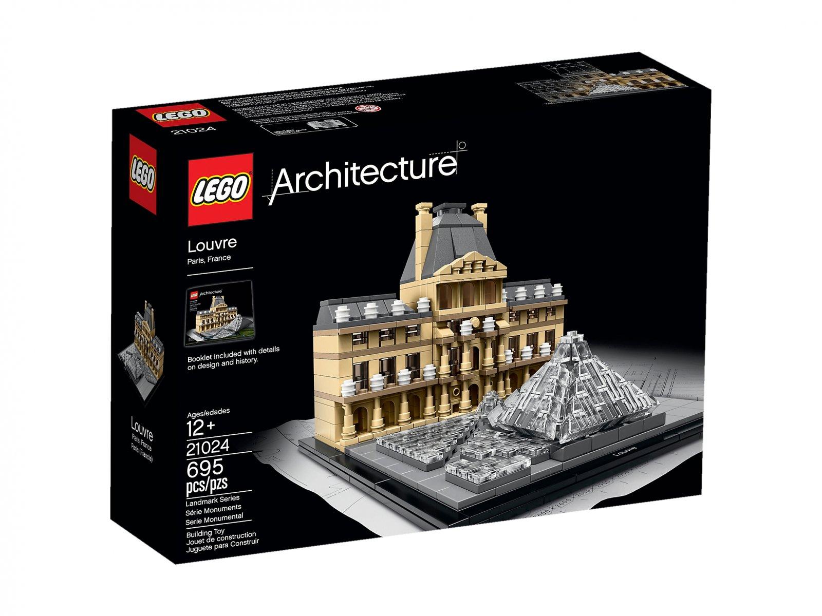 LEGO 21024 Architecture Luwr