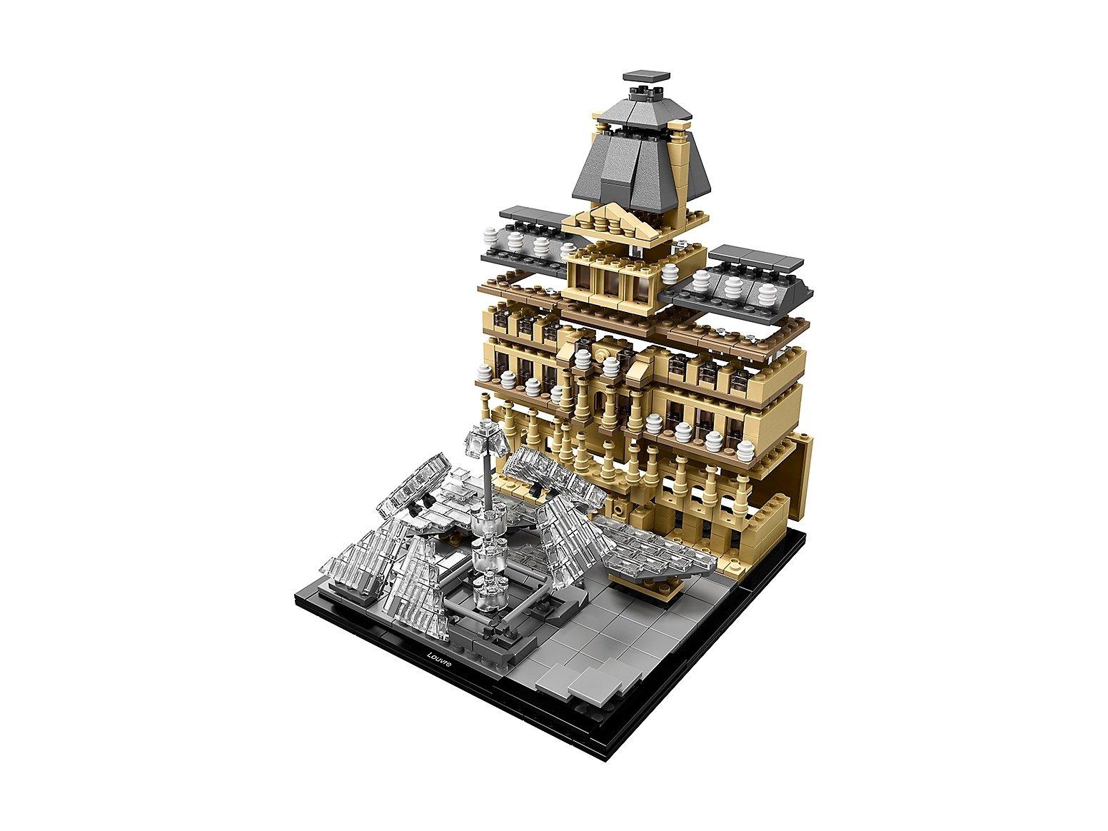 LEGO Architecture Luwr