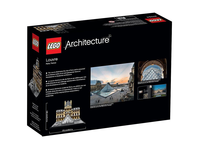 LEGO Architecture 21024 Luwr