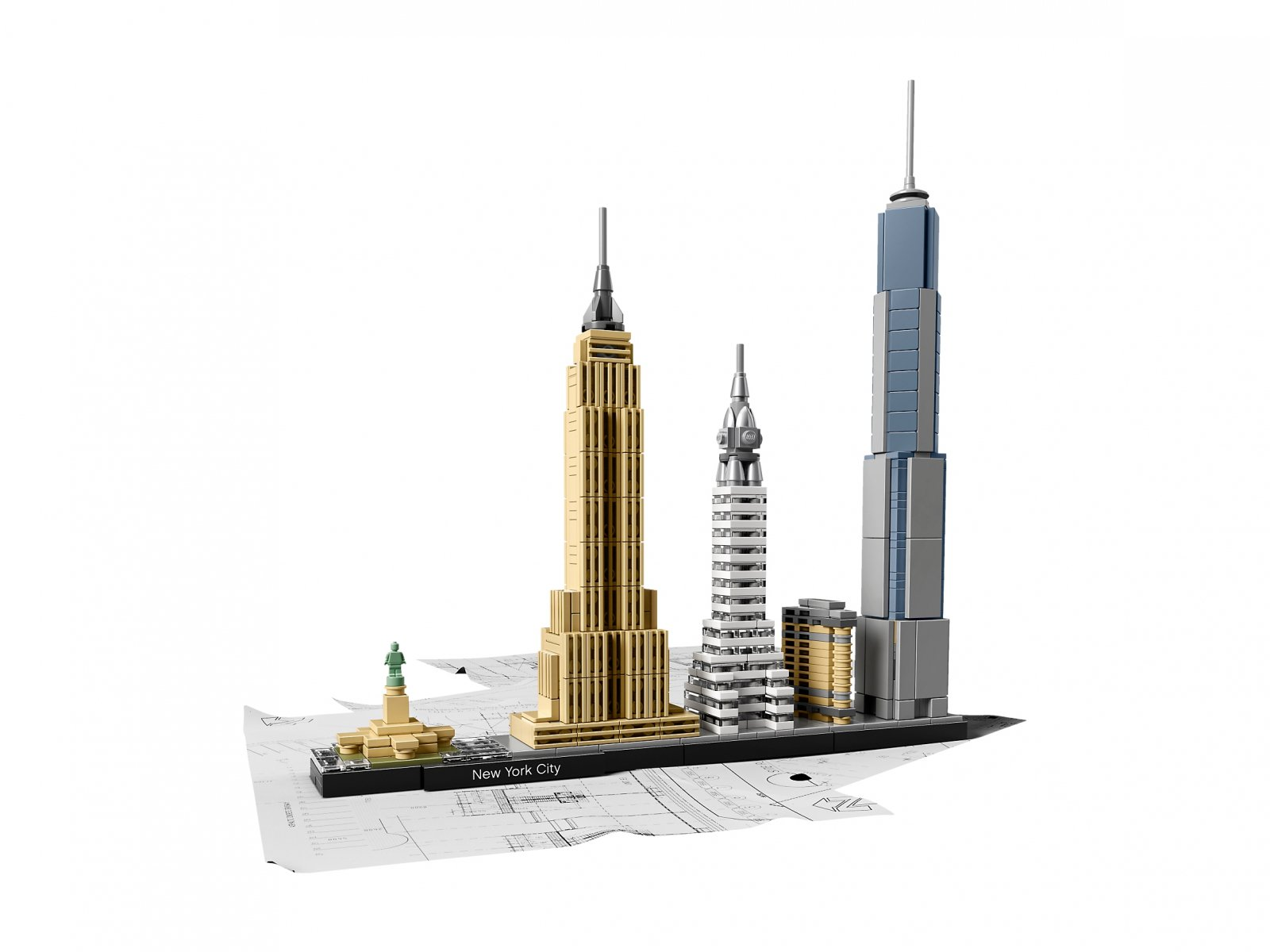 LEGO 21028 Architecture Nowy Jork