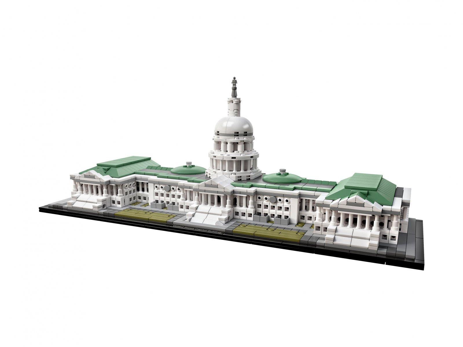 LEGO Architecture Kapitol Stanów Zjednoczonych 21030