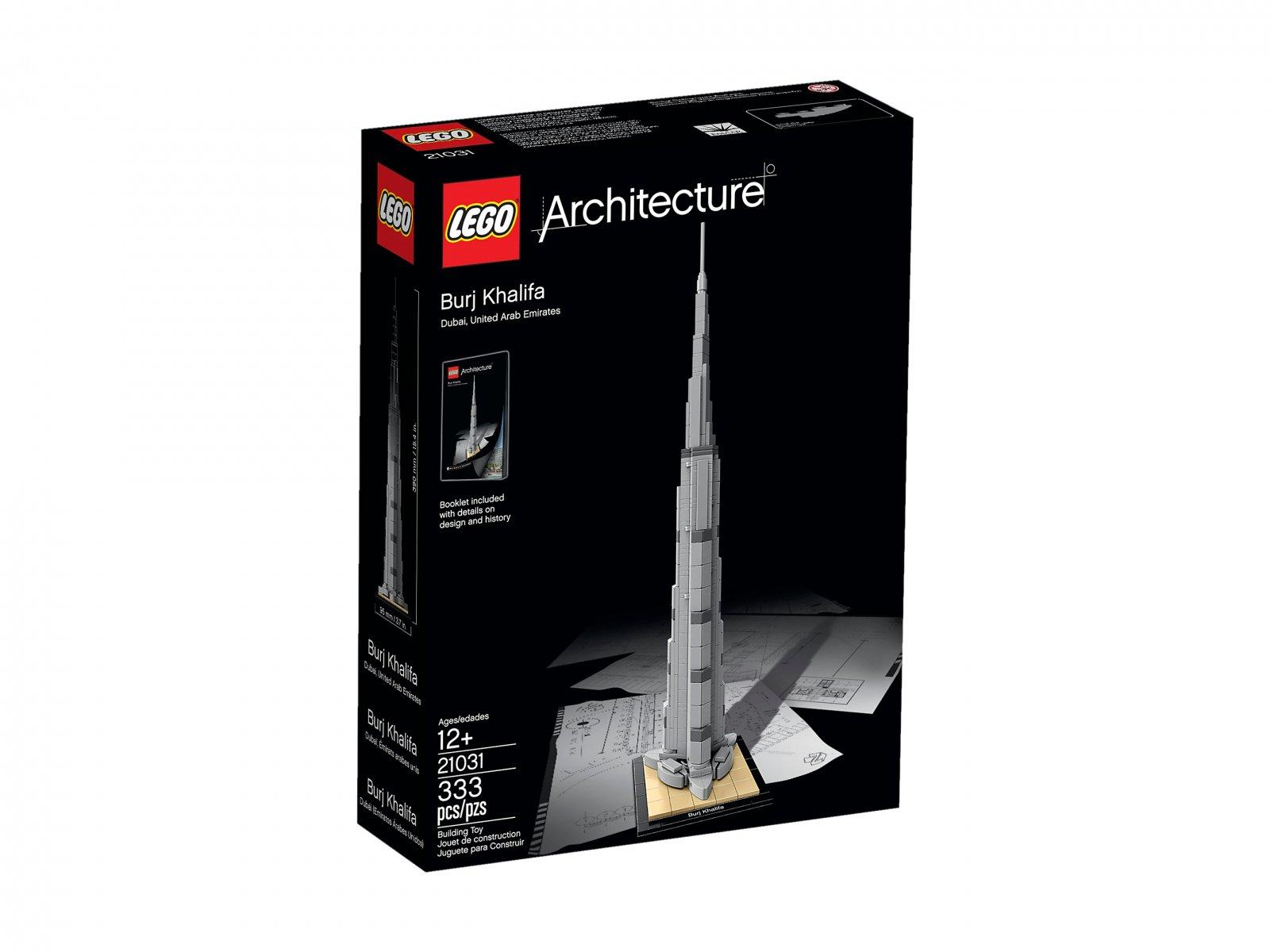 LEGO 21031 Burj Khalifa