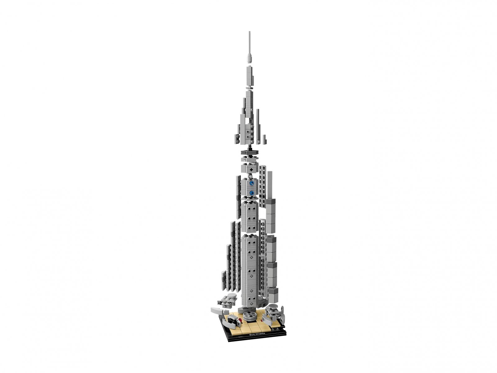 LEGO Architecture Burj Khalifa 21031