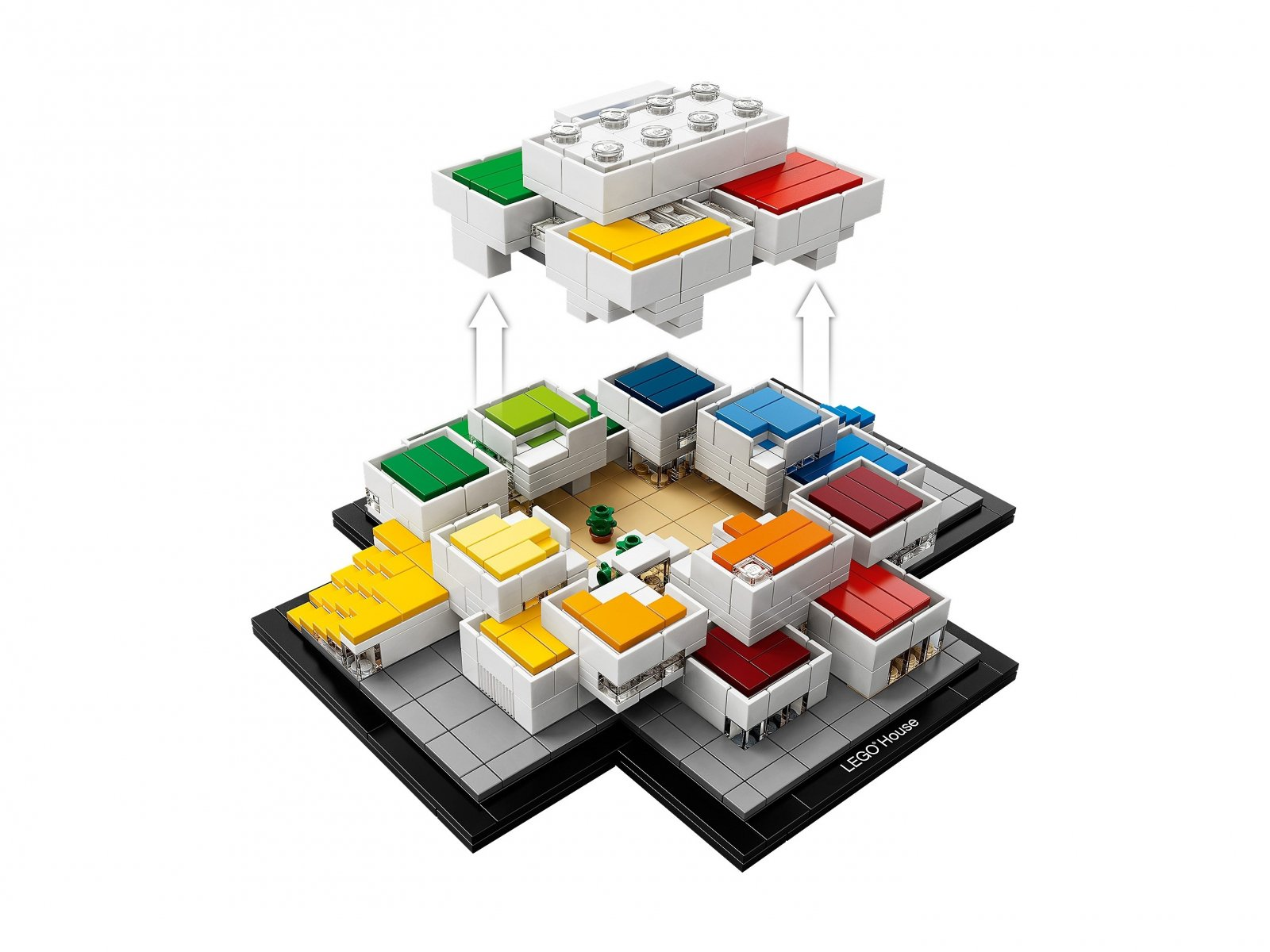 LEGO Architecture 21037 LEGO® House