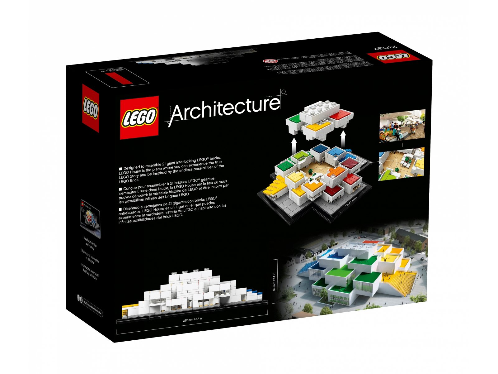 LEGO 21037 Architecture LEGO® House