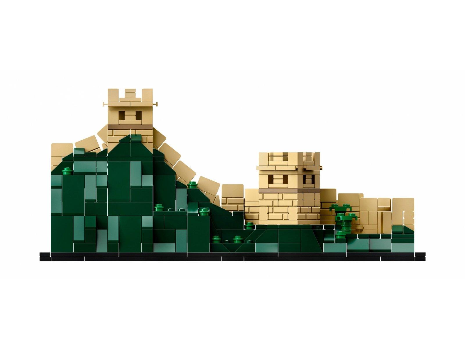 LEGO 21041 Wielki Mur Chiński