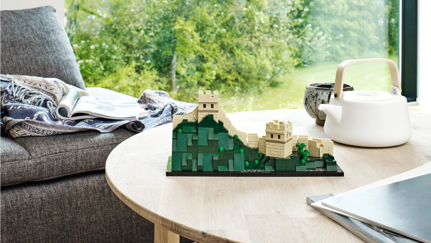 LEGO Architecture Wielki Mur Chiński
