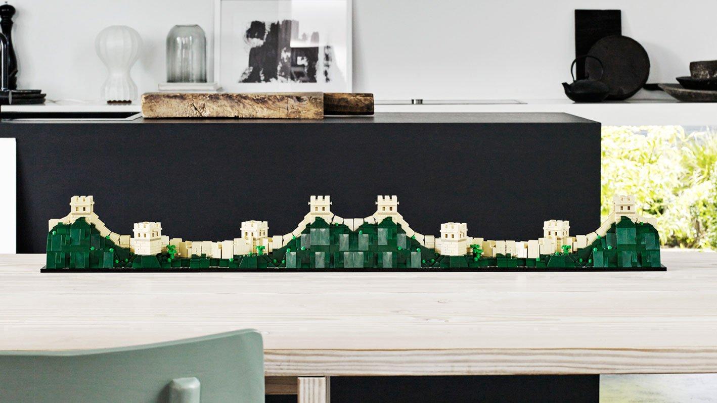 LEGO Architecture Wielki Mur Chiński 21041