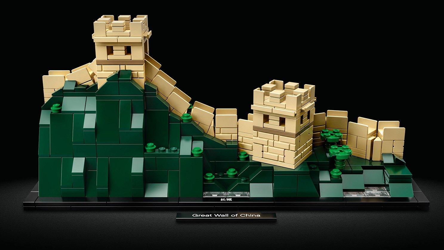 LEGO Architecture 21041 Wielki Mur Chiński