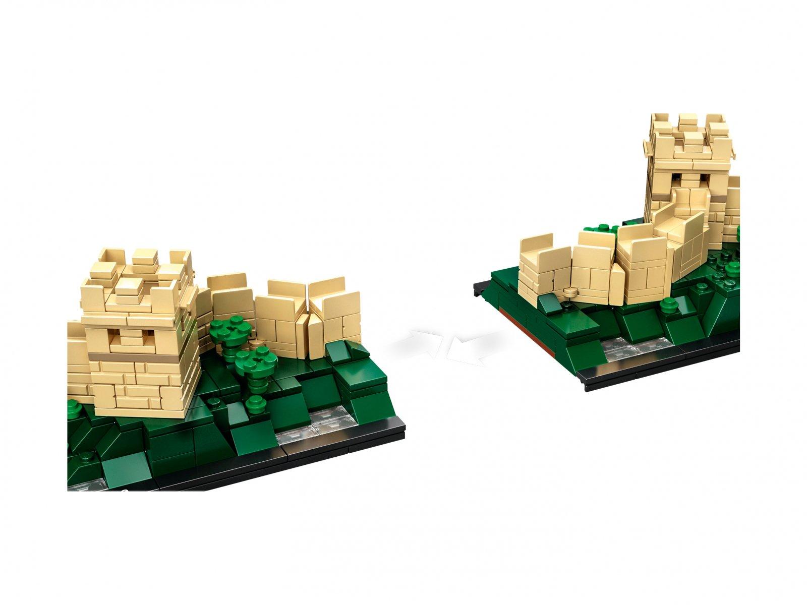 LEGO 21041 Architecture Wielki Mur Chiński