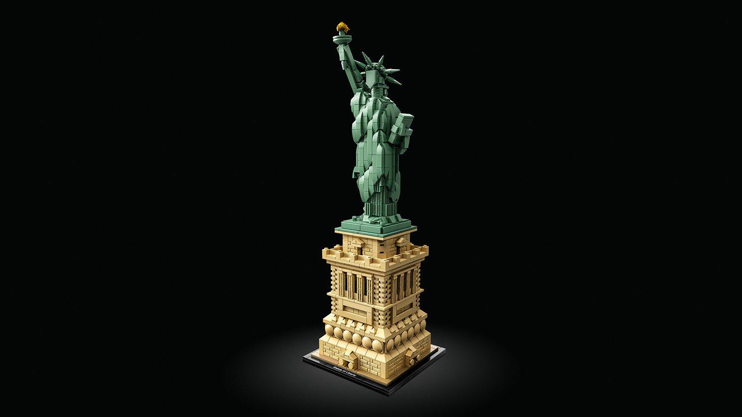 LEGO Architecture 21042 Statua Wolności