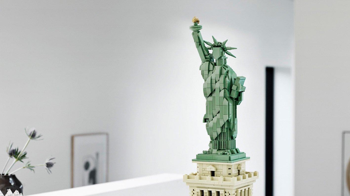 LEGO Architecture Statua Wolności