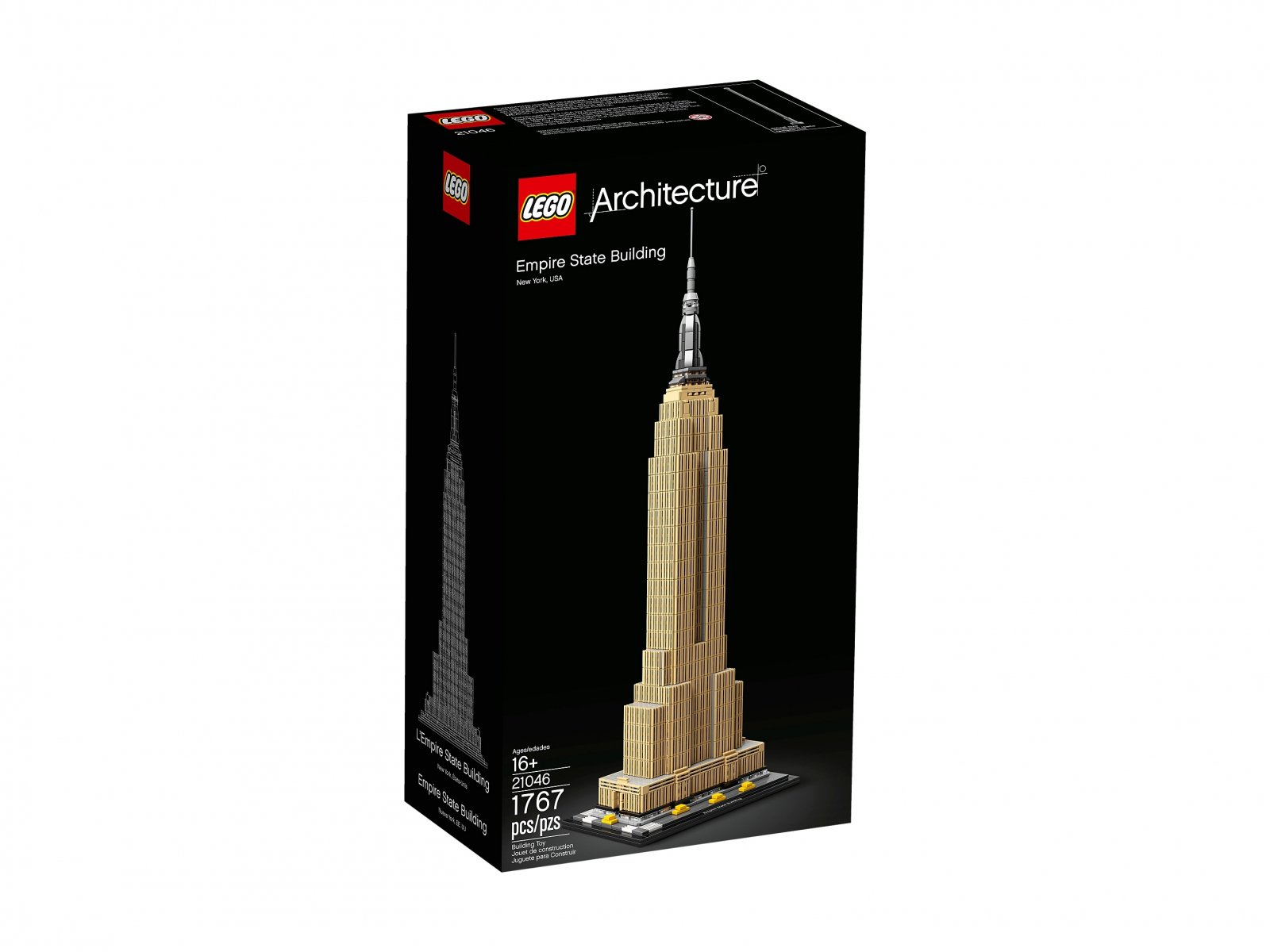 LEGO 21046 Empire State Building