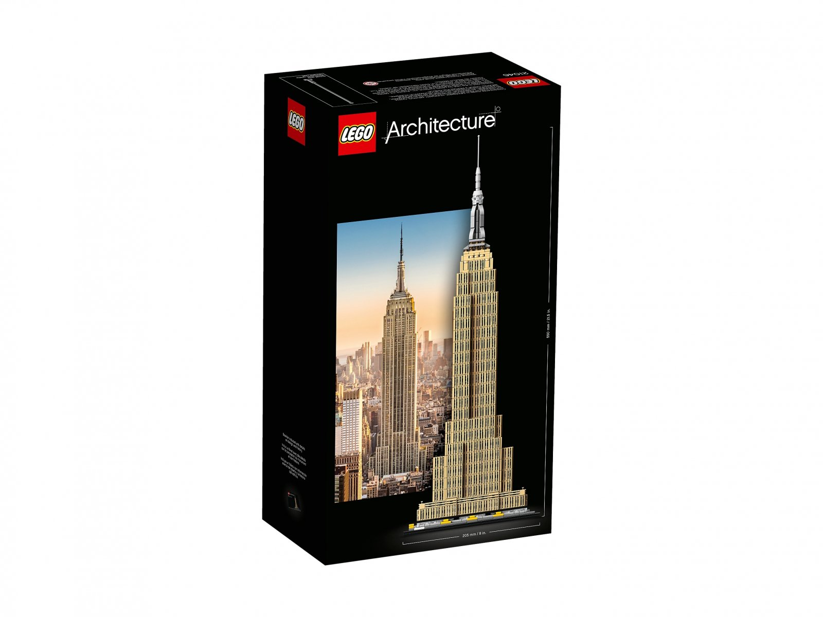 LEGO Architecture 21046 Empire State Building