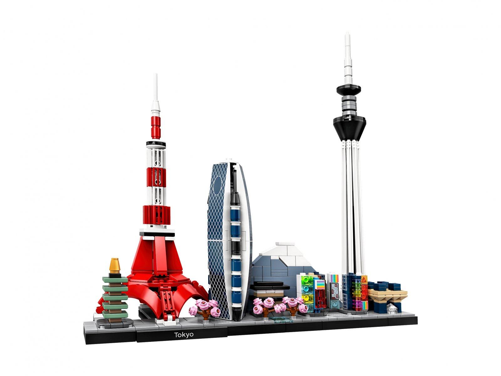 LEGO 21051 Architecture Tokio