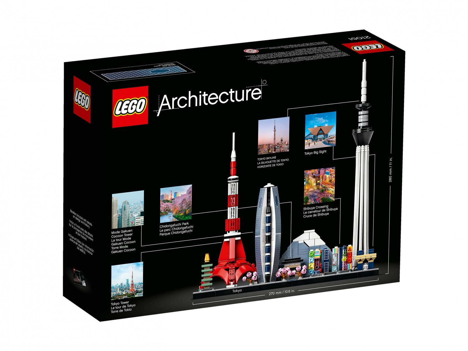 LEGO 21051 Tokio