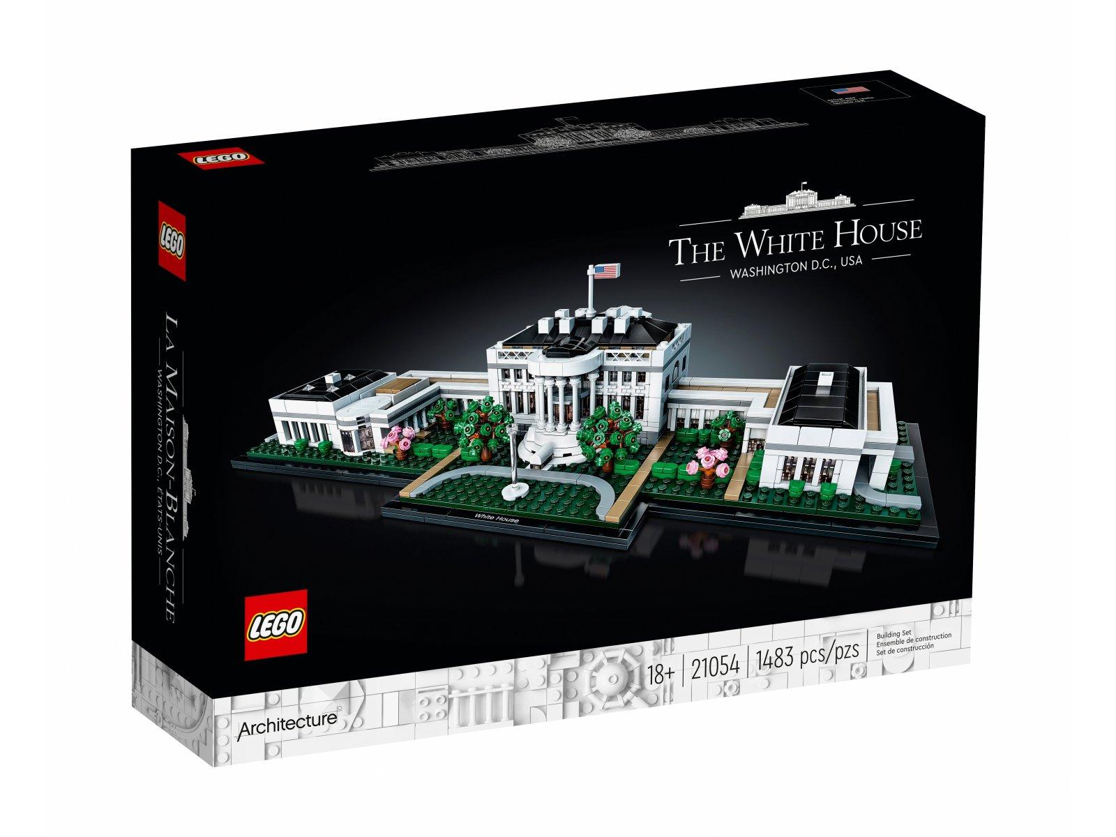 LEGO 21054 Architecture Biały Dom