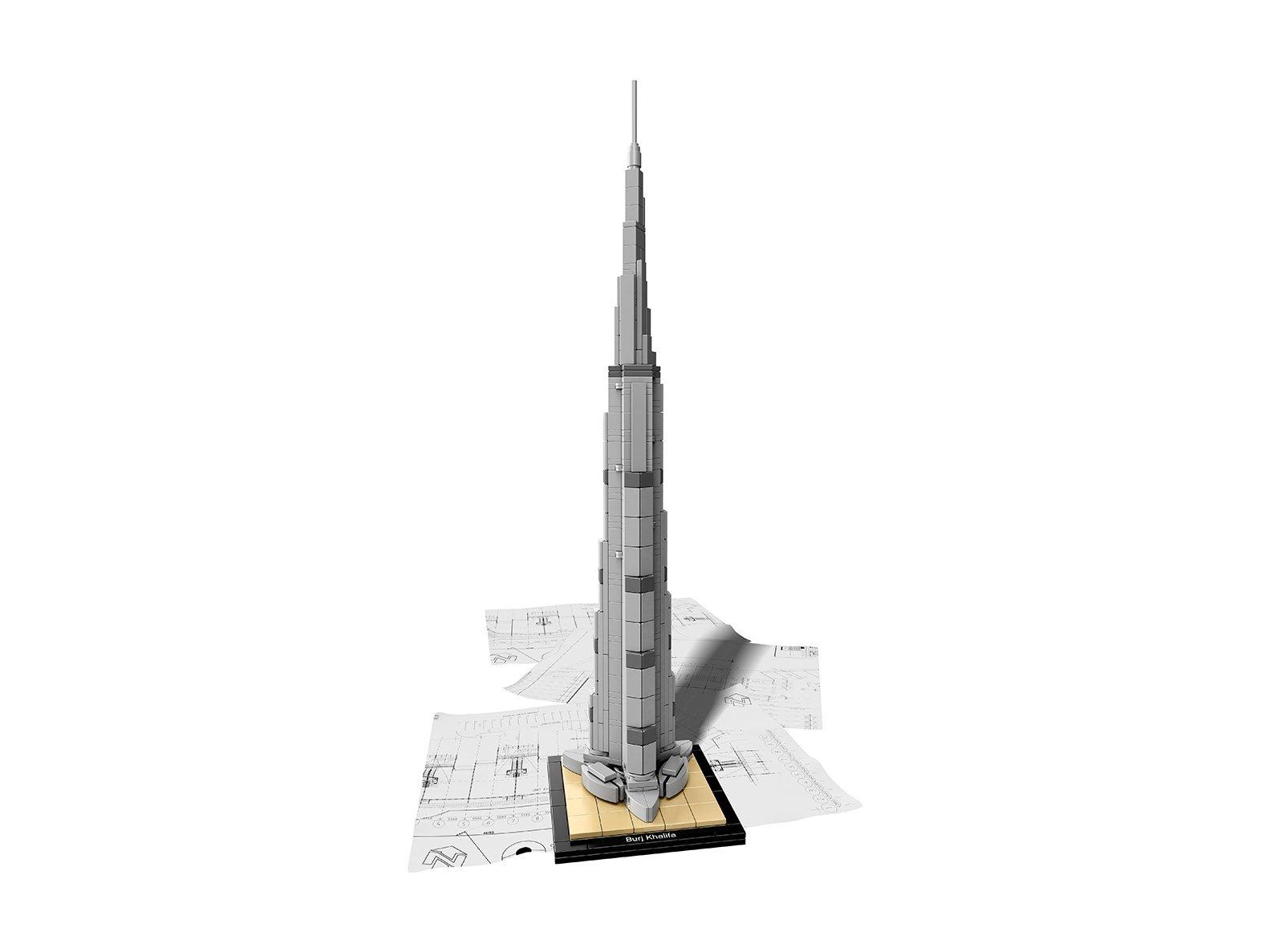 LEGO Architecture 21055 Burdż Chalifa