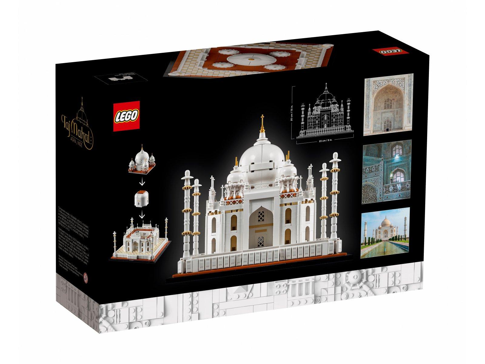 LEGO Architecture Tadż Mahal 21056