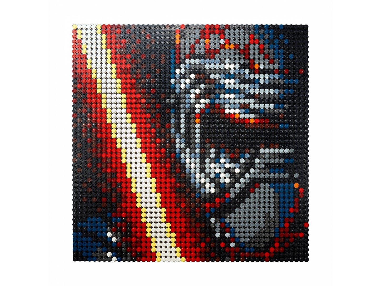 LEGO 31200 Art Gwiezdne Wojny - Sith