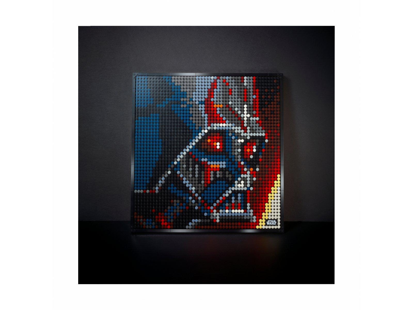LEGO Art 31200 Gwiezdne Wojny - Sith